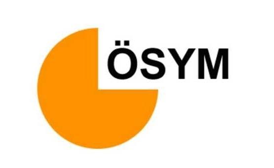 2013 ÖSYM Sınav Takvimi