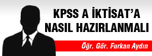 Kpss A ktisat'a Nasl Hazrlanlmal? 