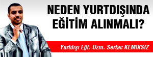 Neden Yurtdnda Eitim Alnmal? 